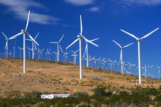 Megdőlt a szélenergia rekord – Alternativ Energia
