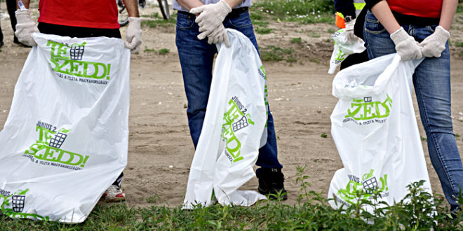 ITM-államtitkár: több ezer tonna szemetet gyűjtöttek össze a TeSzedd! akció önkéntesei