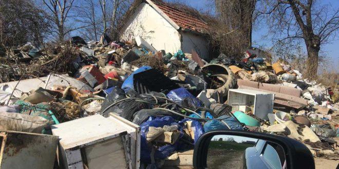 Tízezer köbméter illegális hulladék eltakarításához járult hozzá a hulladékvadász-alkalmazás
