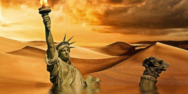 Fél Celsius-fokkal emelkedett az Egyesült Államok éves középhőmérséklete