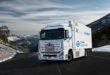 Elkészült a Hyundai hidrogén hajtású teherautója