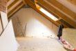 Hogyan végezzük el helyesen a tető és a beépített tetőtér hőszigetelését?