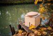 Hogyan működik a modern, komposzt toalett?