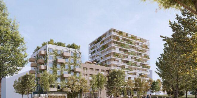 A fenntarthatóság és a közösség jegyében épül Bécs új lakónegyede