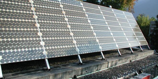 Ez Európa legöregebb napelemes rendszere
