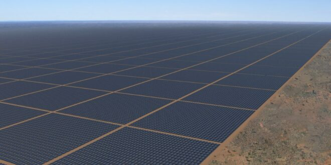 3 millió háztartást lát el energiával a napelempark a sivatag közepén