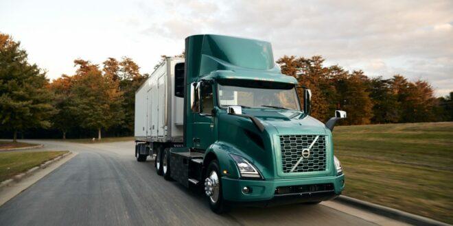 Napenergiával működő elektromos kamiontöltő érkezik Kaliforniába