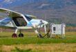 A világ első elektromos légi töltőállomása elkészült