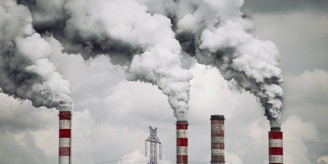 A fejlett országokban 2021-ben gyorsan nő a karbonkibocsátás